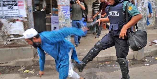 Violation of Human Rights in BD