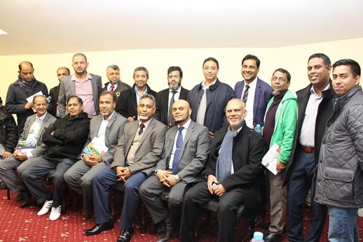 croydon bd association