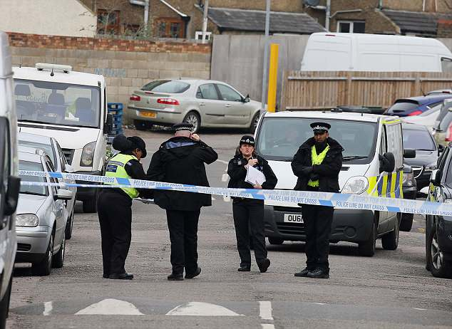 """south beds news agency-luton-(fairleys).. From: Fairley of Luton South Beds News Agency/Fairley of Luton Tel: 01582 572222 Email: southbedsnews@btconnect.com 7 4 2018 An Imam told today of the moment he was shot in the street moments after he had left his mosque following Thursday night prayers. The 47 year old married father of a young son said he was making his way home when a black BMW pulled up, he thought to let him cross a road But moments later a gunman on the back seat of the car aimed a shotgun from out of the window. Two shots missed but then a third hit him. As he spoke today the Imam's right forearm was heavily strapped with bandages and 11 shotgun pellets remained embedded under the skin. The shooting happened on Thursday night in Portland Road in Luton. Moments after the Imam had been shot he tried to chase the car as he made its getaway and a second man was then shot by the gunman in the same road. Two men from Luton aged 30 and 32 have been arrested on suspicion of attempted murder and remain in custody. The Imam who has asked not to be identified was back in Portland Road today (Sat) and spoke of the moment he was shot. He said: """"I had been at the mosque on Thursday night and had just finished taking prayers. I had just left and was making my way along Portland Road going home. It had been a long day and I was looking forward to getting home and relaxing. It was shortly before 10 pm when about a hundred yards from the Masjid al Madani Mosque where he had been leading prayers that evening that the Imam, who was walking alone, reached the junction with Beresford Road and stopped to cross over. He said at the same time a black BMW which he thought was a 3 series model stopped in Beresford Road to let him cross. There were three people inside. The Imam said """"I thought the driver had stopped to let me cross. I had stepped into the road, but then the driver started reviving the engine. I stopped in front of the car turned to say what are you doing. He got"""